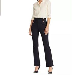 Lauren Ralph Lauren (Sz14) Women's Black Pant NEW!